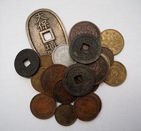 コレクターに人気の日本の古銭